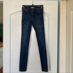 Forever 21 I Love H81 Skinny Jeans